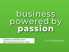 business powered by passion